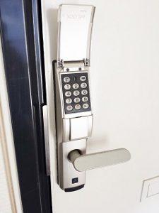 電子錠も安心できないから空き家管理が必要